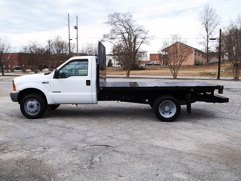 2000 F-450 Regular Cab DRW, Platform Body #76845 - photo 18