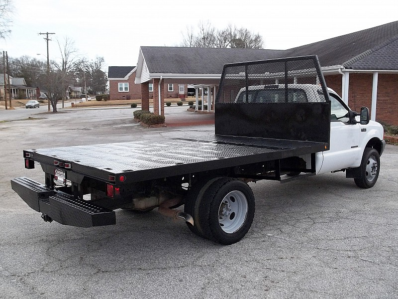 2000 F-450 Regular Cab DRW, Platform Body #76845 - photo 10