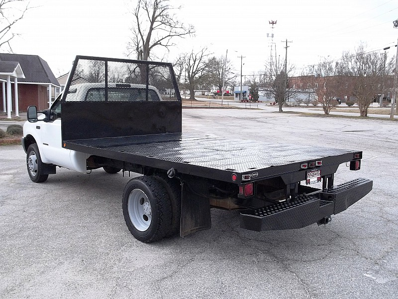 2000 F-450 Regular Cab DRW, Platform Body #76845 - photo 2