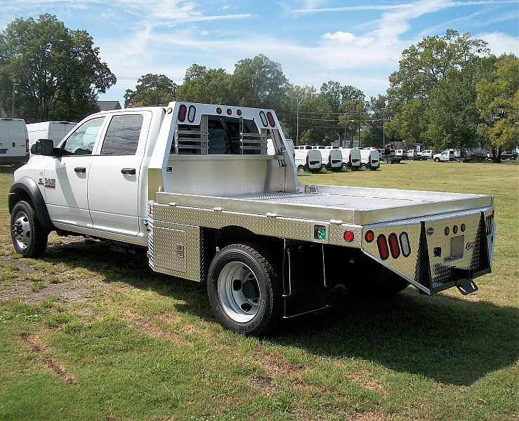 2017 Ram 4500 Crew Cab DRW 4x4, Hauler Body #768643 - photo 2
