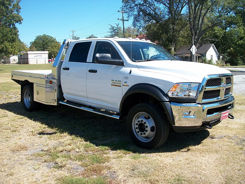 2017 Ram 4500 Crew Cab DRW 4x4, Hauler Body #768643 - photo 33