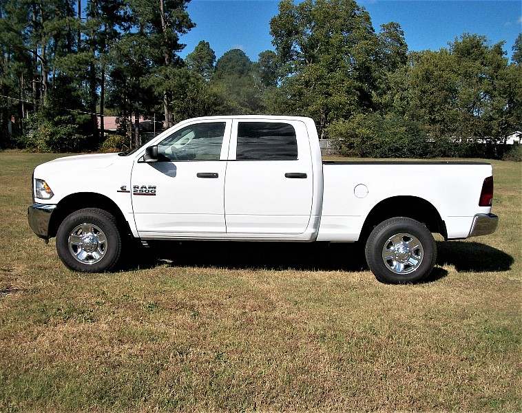 2017 Ram 2500 Crew Cab 4x4, Pickup #779569 - photo 19