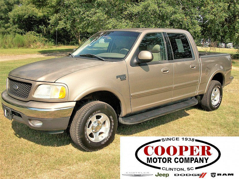2003 F-150 Super Cab 4x4,  Pickup #89056 - photo 1