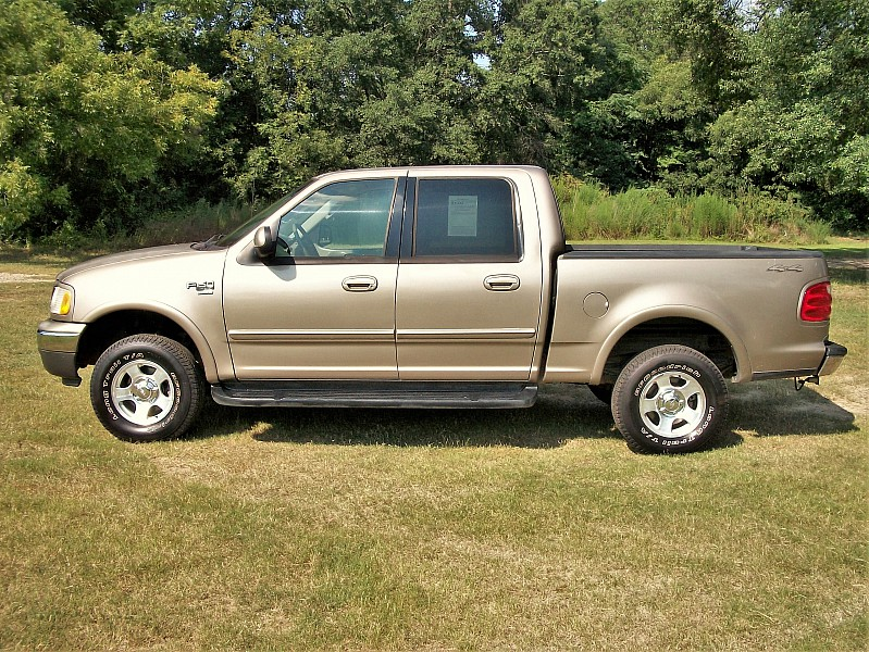 2003 F-150 Super Cab 4x4,  Pickup #89056 - photo 7