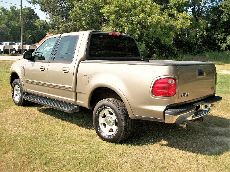 2003 F-150 Super Cab 4x4,  Pickup #89056 - photo 2
