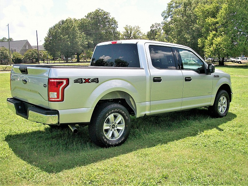 2017 F-150 SuperCrew Cab 4x4,  Pickup #90181 - photo 8