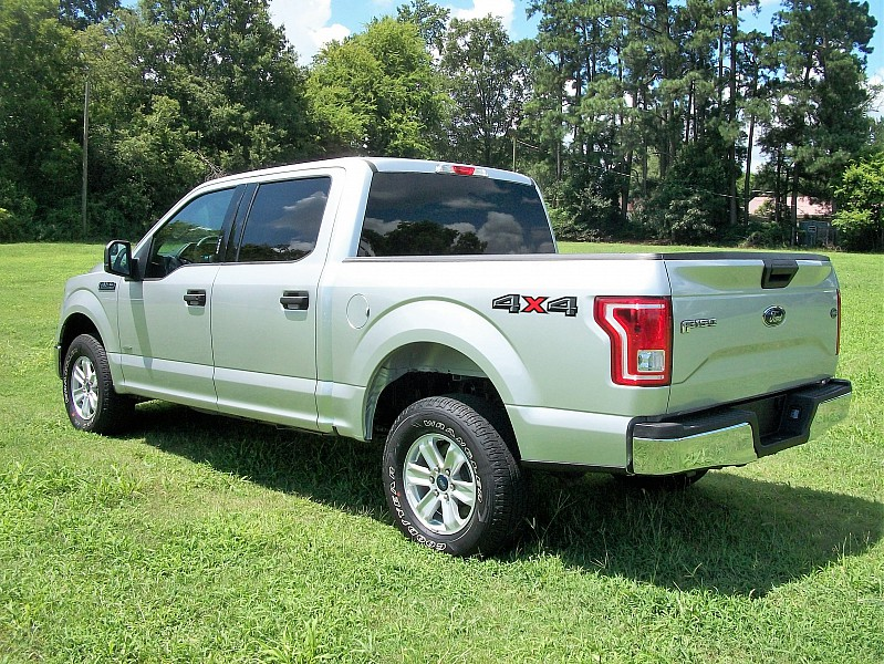 2017 F-150 SuperCrew Cab 4x4,  Pickup #90181 - photo 2