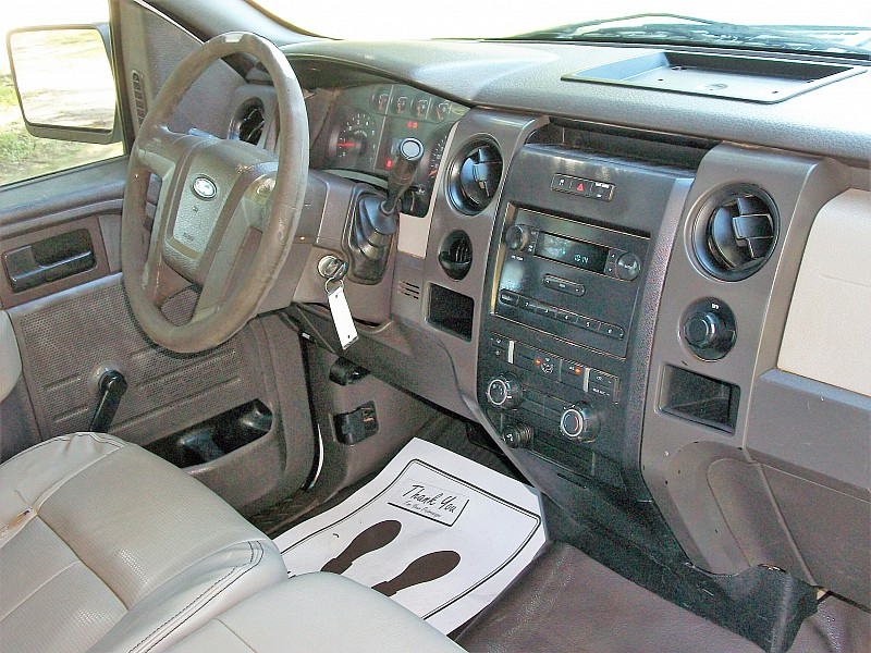 2009 F-150 Regular Cab 4x2,  Pickup #96879 - photo 7