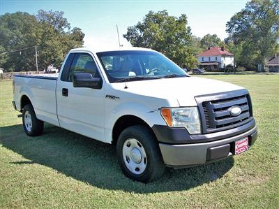2009 F-150 Regular Cab 4x2,  Pickup #96879 - photo 10