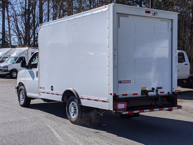 2021 Chevrolet Express 3500 4x2, Morgan Cutaway Van #1110467 - photo 1