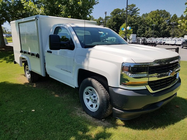 2016 Silverado 1500 Regular Cab, Other/Specialty #1161107 - photo 6