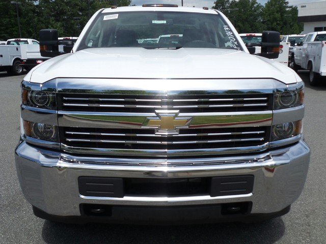2016 Silverado 3500 Crew Cab 4x4, Commercial Truck & Van Equipment Service Body #1161155 - photo 13