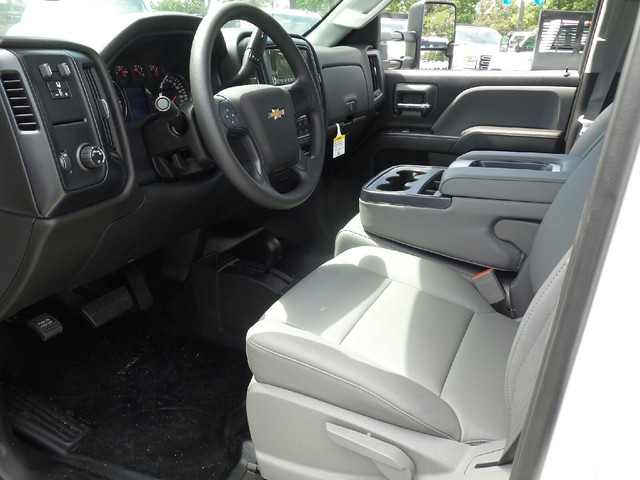 2016 Silverado 3500 Crew Cab 4x4, Commercial Truck & Van Equipment Service Body #1161155 - photo 5