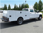 2016 Silverado 3500 Crew Cab 4x4, Commercial Truck & Van Equipment Service Body #1161155 - photo 1