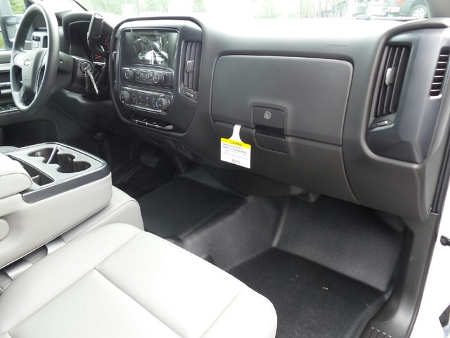 2016 Silverado 2500 Crew Cab, Commercial Truck & Van Equipment Service Body #1161173 - photo 13