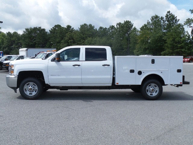 2016 Silverado 2500 Crew Cab, Commercial Truck & Van Equipment Service Body #1161173 - photo 4