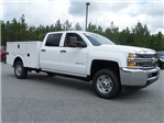 2016 Silverado 2500 Crew Cab, Commercial Truck & Van Equipment Service Body #1161173 - photo 1