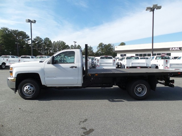 2016 Silverado 3500 Regular Cab 4x4, Commercial Truck & Van Equipment Platform Body #1161268 - photo 5