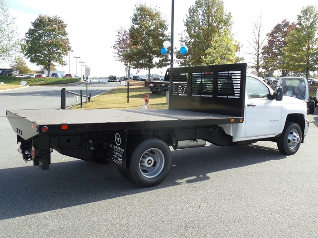 2016 Silverado 3500 Regular Cab 4x4, Commercial Truck & Van Equipment Platform Body #1161268 - photo 4
