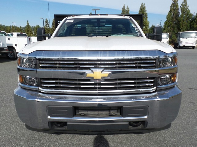 2016 Silverado 3500 Regular Cab 4x4, Commercial Truck & Van Equipment Platform Body #1161268 - photo 9