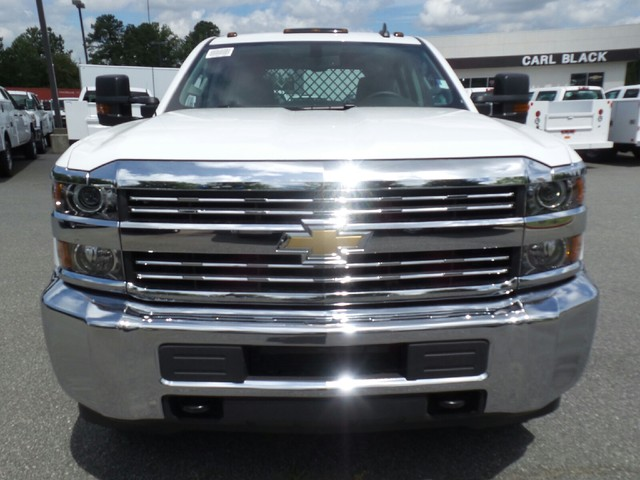 2016 Silverado 3500 Crew Cab 4x4, Knapheide Platform Body #1161334 - photo 13