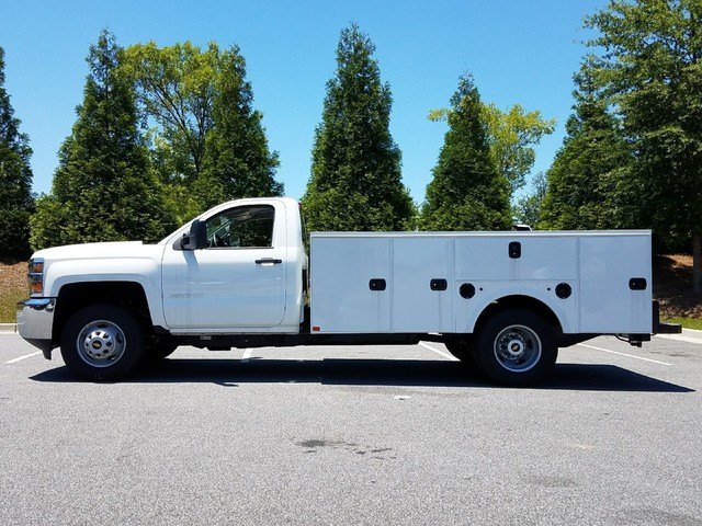 2016 Silverado 3500 Regular Cab, Service Body #1161431 - photo 4