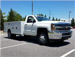 2016 Silverado 3500 Regular Cab, Service Body #1161431 - photo 1