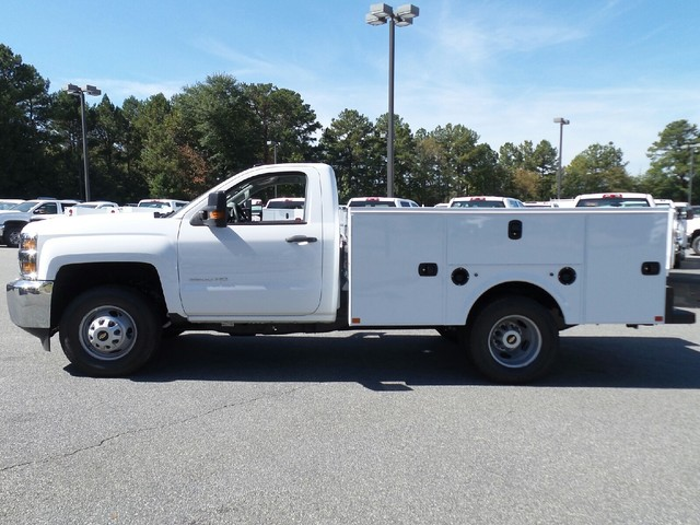 2016 Silverado 3500 Regular Cab, Commercial Truck & Van Equipment Service Body #1161468 - photo 4