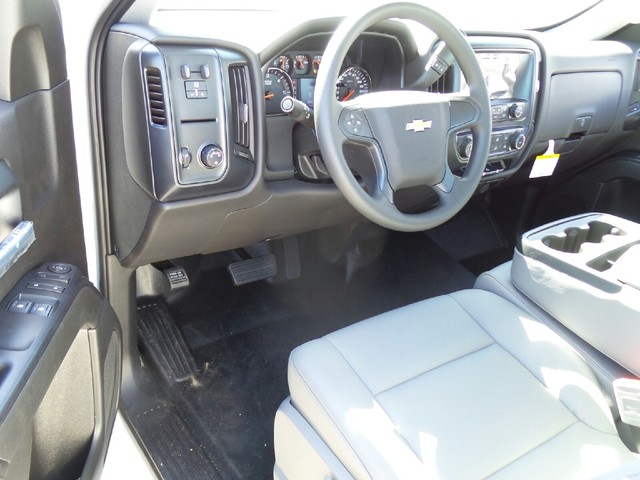 2016 Silverado 3500 Regular Cab, Commercial Truck & Van Equipment Service Body #1161468 - photo 6