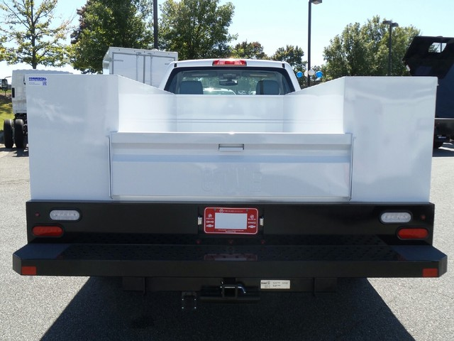 2016 Silverado 3500 Regular Cab, Commercial Truck & Van Equipment Service Body #1161468 - photo 8