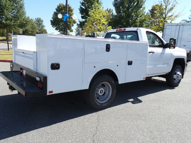 2016 Silverado 3500 Regular Cab, Commercial Truck & Van Equipment Service Body #1161468 - photo 2