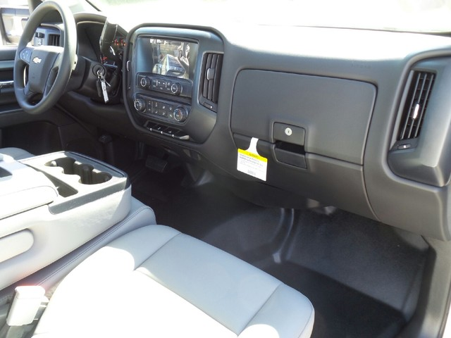 2016 Silverado 3500 Regular Cab, Commercial Truck & Van Equipment Service Body #1161468 - photo 10