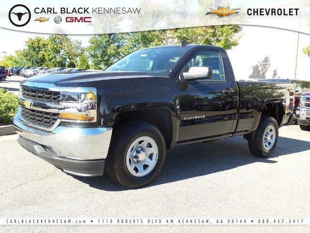 2017 Silverado 1500 Regular Cab Pickup #1170210 - photo 1