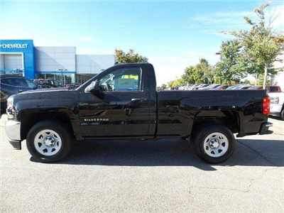 2017 Silverado 1500 Regular Cab Pickup #1170210 - photo 4