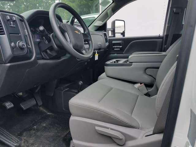 2016 Silverado 3500 Crew Cab 4x4, Reading Service Utility Van #1170262 - photo 15
