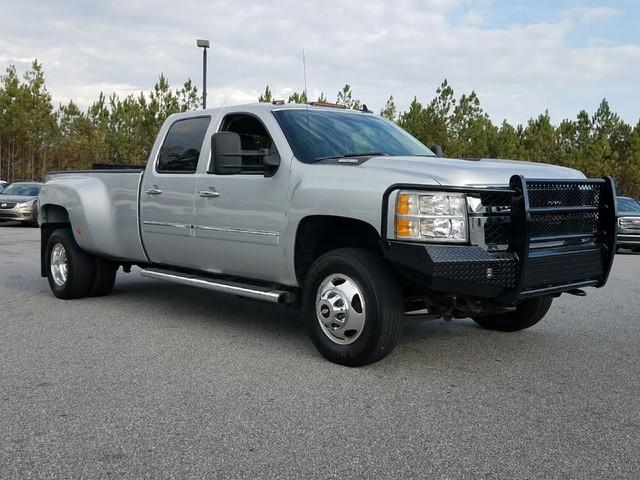 2012 Silverado 3500 Crew Cab 4x4, Pickup #11702620A - photo 14