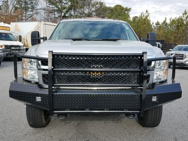2012 Silverado 3500 Crew Cab 4x4, Pickup #11702620A - photo 15