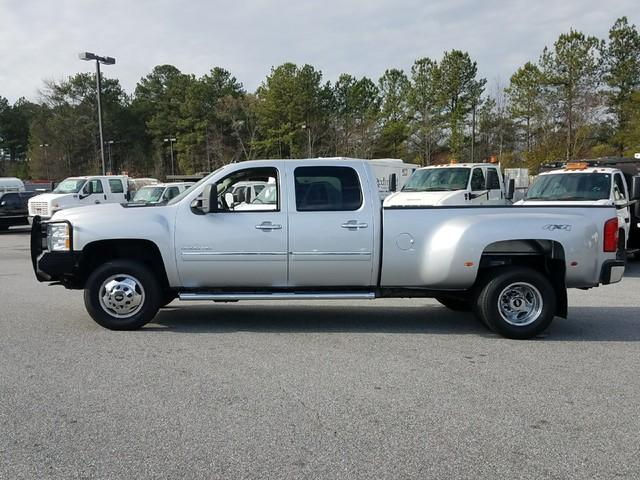 2012 Silverado 3500 Crew Cab 4x4, Pickup #11702620A - photo 3