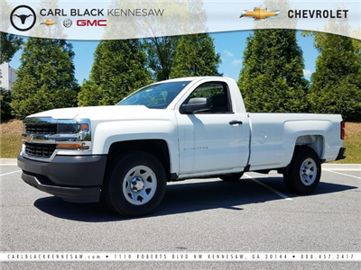 2017 Silverado 1500 Regular Cab,  Pickup #1170354 - photo 1