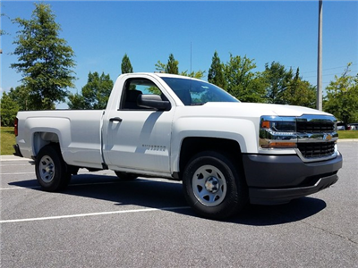 2017 Silverado 1500 Regular Cab Pickup #1170354 - photo 8