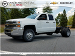 2017 Silverado 3500 Double Cab, Cab Chassis #1170382 - photo 1
