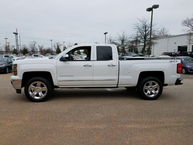 2014 Silverado 1500 Double Cab 4x4, Pickup #1170396A - photo 3