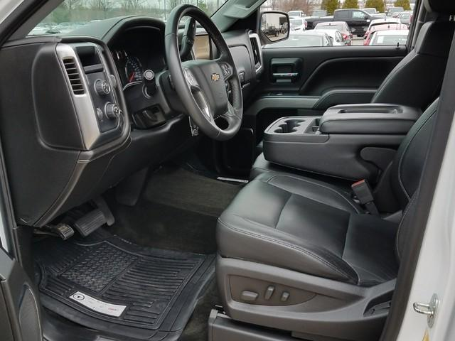 2014 Silverado 1500 Double Cab 4x4, Pickup #1170396A - photo 4