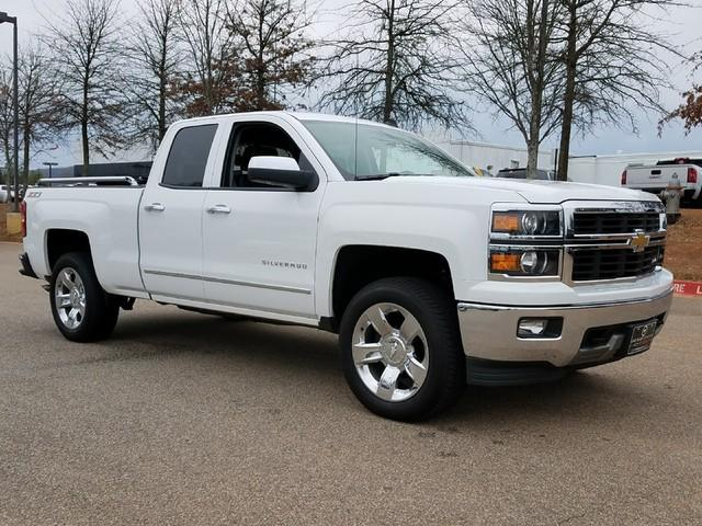2014 Silverado 1500 Double Cab 4x4, Pickup #1170396A - photo 14