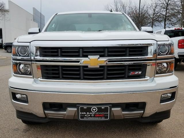 2014 Silverado 1500 Double Cab 4x4, Pickup #1170396A - photo 15