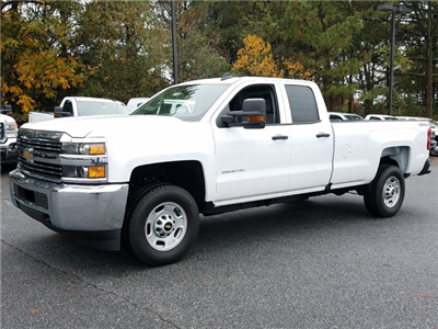 2017 Silverado 2500 Double Cab 4x4, Pickup #1170398 - photo 1
