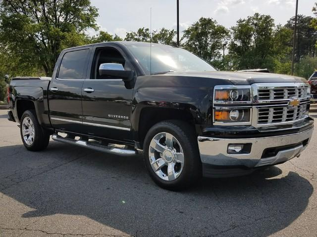2015 Silverado 1500 Crew Cab 4x4, Pickup #1170425B - photo 13