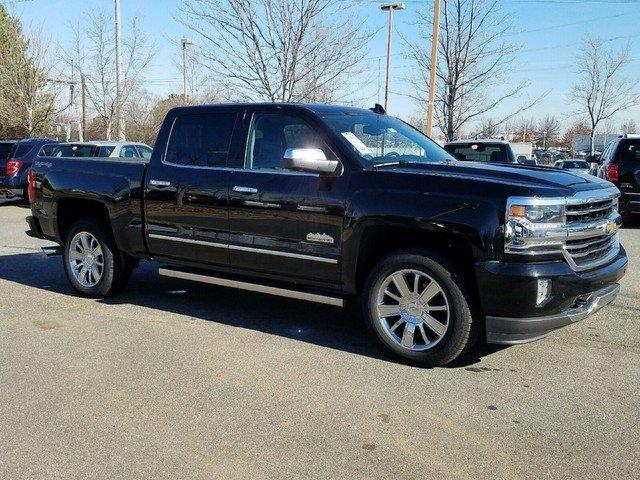 2017 Silverado 1500 Crew Cab 4x4, Pickup #1170510 - photo 7