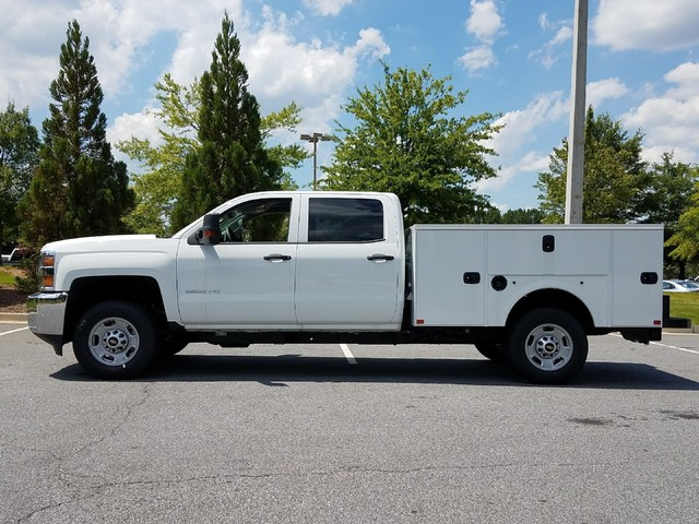 2017 Silverado 2500 Crew Cab, Service Body #1170619 - photo 3