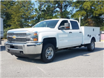 2017 Silverado 2500 Crew Cab, Service Body #1170619 - photo 1